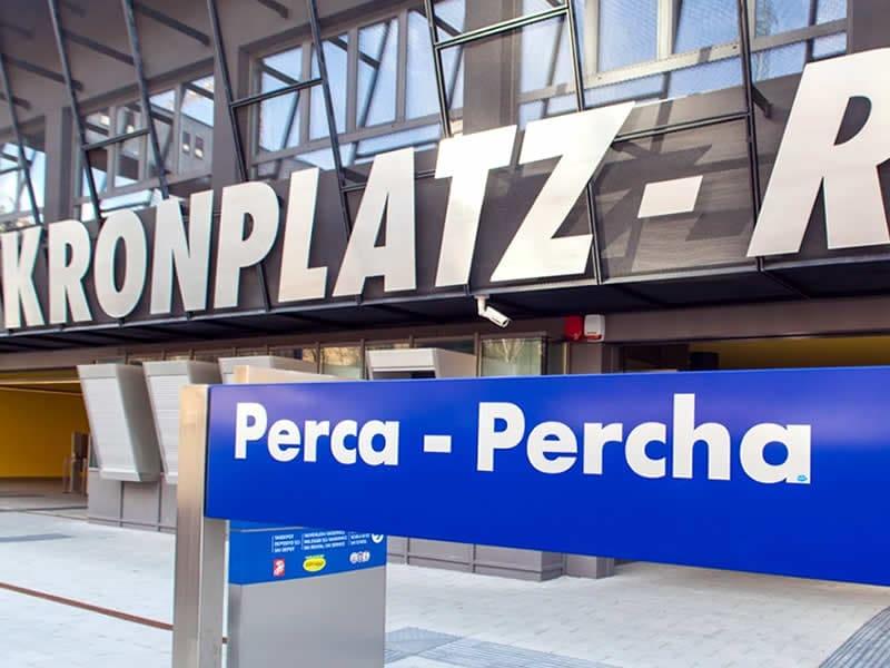 Skiverhuur winkel Rentasport Kronplatz Ried-Percha, Via Stazione 2 / Bahnhofstrasse 2 (Talstation Ried) in Percha