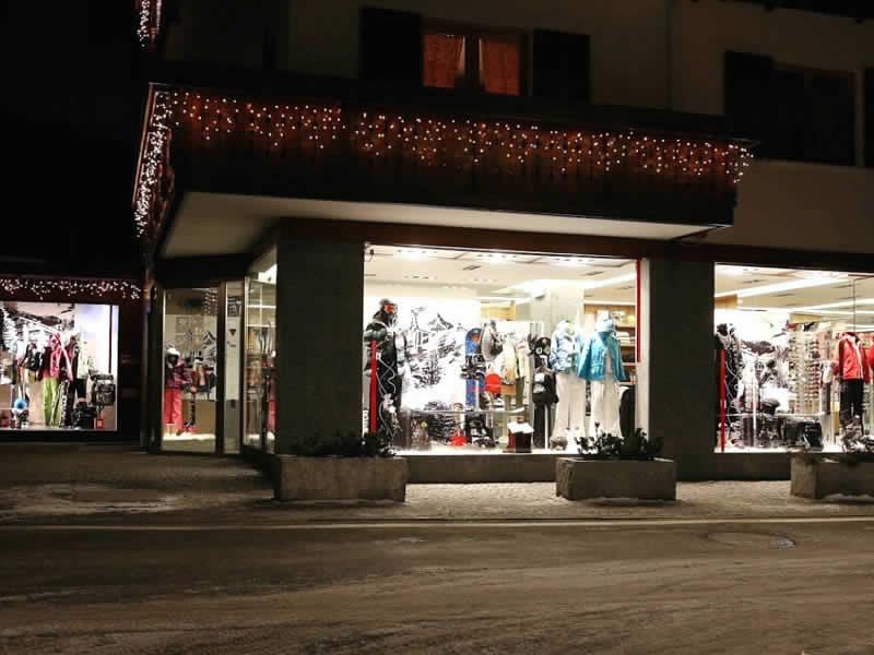 Skiverhuur winkel Celso Sport, Via Vallecetta, 5 in Bormio