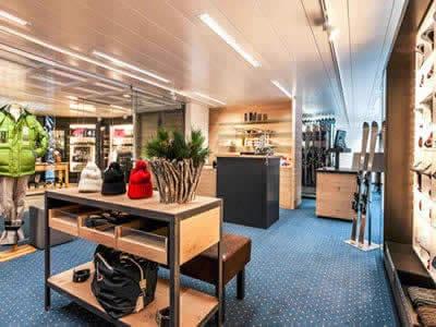 Skiverhuur winkel Carmenna Sport, Arosa in Waldhotel National