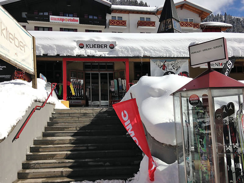 Skiverhuur winkel Sport Klieber, Zauchensee 17 in Zauchensee
