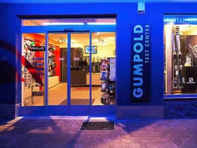 Skiverhuur winkel Gumpold Testcenter, Hinterglemm in Zwölferkogelweg 122 [Neben Hexenhäusl]