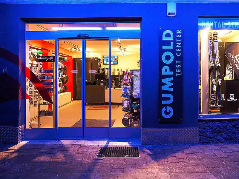 Skiverhuur winkel Gumpold Testcenter, Zwölferkogelweg 122 [Neben Hexenhäusl] in Hinterglemm